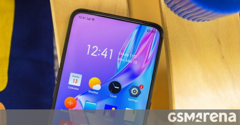 Realme X receives Android 10-based Realme UI beta update - GSMArena.com news - GSMArena.com