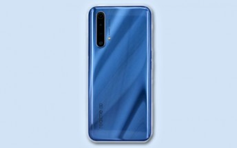 Realme X50 5G images go up on TENAA hours before launch