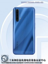 Realme X50 5G TENAA photos