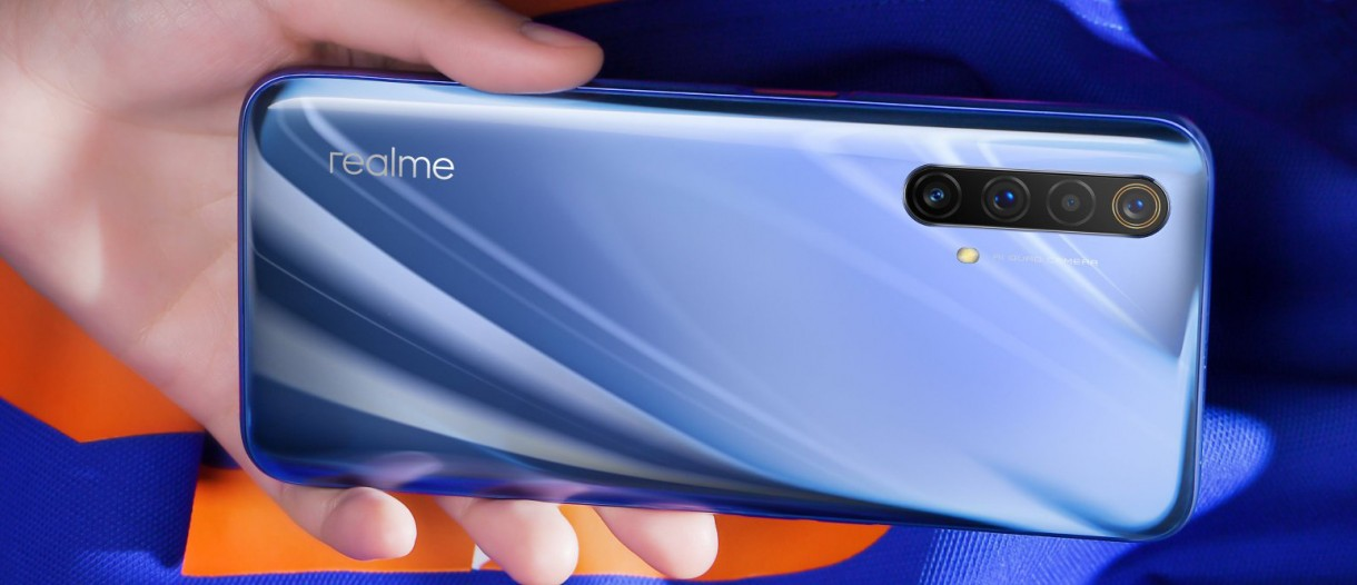 Image result for realme x 50 back image