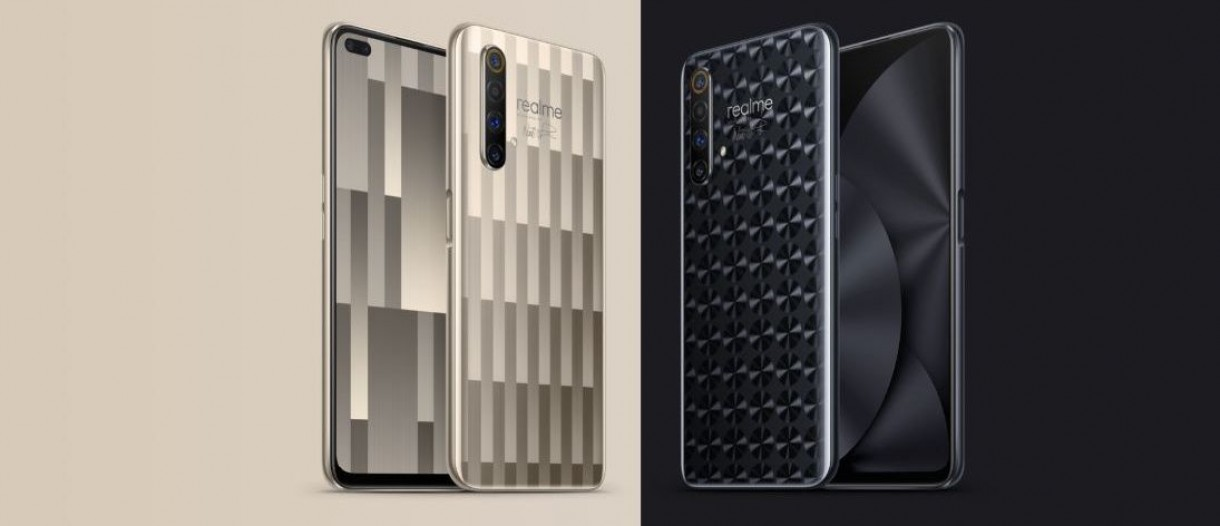 Realme X50 5G Master Edition is inspired by lines and circles ...