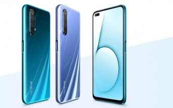 Realme X50 5G arrives with 120Hz display, customized ColorOS
