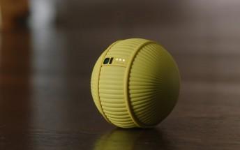 Samsung showcases AI life companion concept robot called Ballie