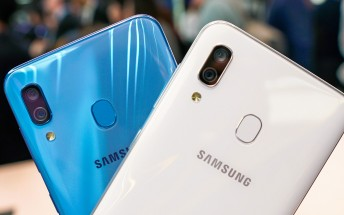 Samsung Galaxy A31 and A41 camera and battery specs leak
