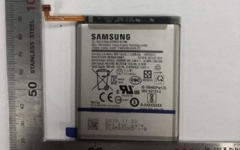 Samsung Galaxy A41 will sport a 3,500 mAh battery