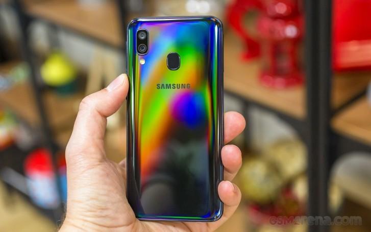 Samsung Galaxy A41 battery will sport a 3,500 mAh battery