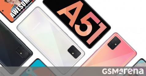 Samsung rumored to bring 5G-capable Galaxy A51 - GSMArena.com news - GSMArena.com