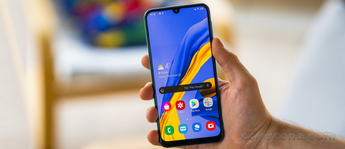 Samsung Galaxy M30s starts getting One UI 3.0 based on Android 11
