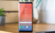 Samsung Galaxy Note9 Android 10 update now widely available