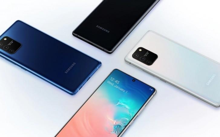 Samsung Galaxy S10 Lite gets a 512GB storage variant