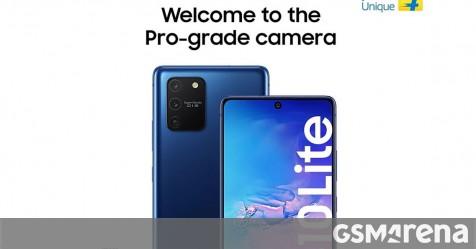 Samsung Galaxy S10 Lite launching soon on FlipKart, price rumored to start at INR 40,000 - GSMArena.com news - GSMArena.com