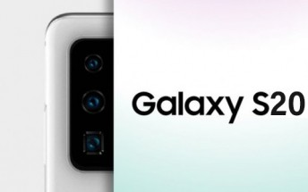 Samsung Galaxy S20, Galaxy S20+ names officially confirmed