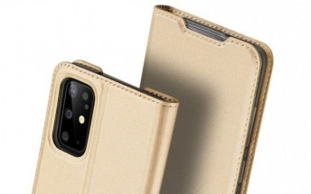 Samsung Galaxy S20/ S20 Plus/ S20 Ultra official cases listed on UK retailer