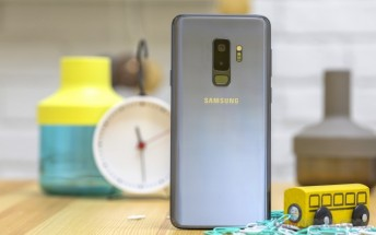 Samsung is rolling out stable Android 10 for the Galaxy S9 series