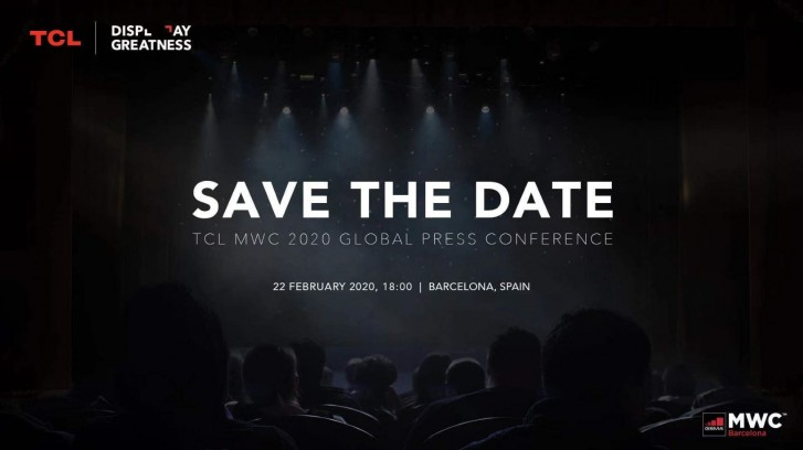 TCL sets date for MWC event, new own-branded and Alcatel phones incoming