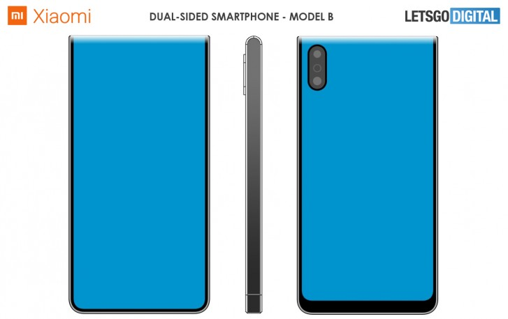 Xiaomi's latest patent reveals new type of wraparound displays