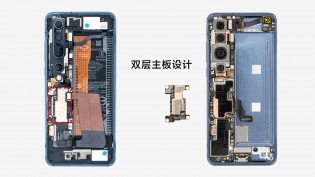 Xiaomi Mi 10 Pro demonte edildi