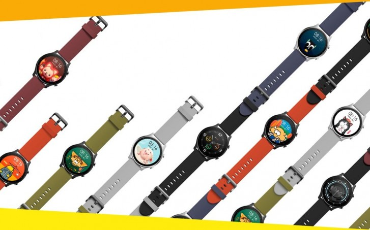 Xiaomi Watch Color detailed, goes on sale in China for $115