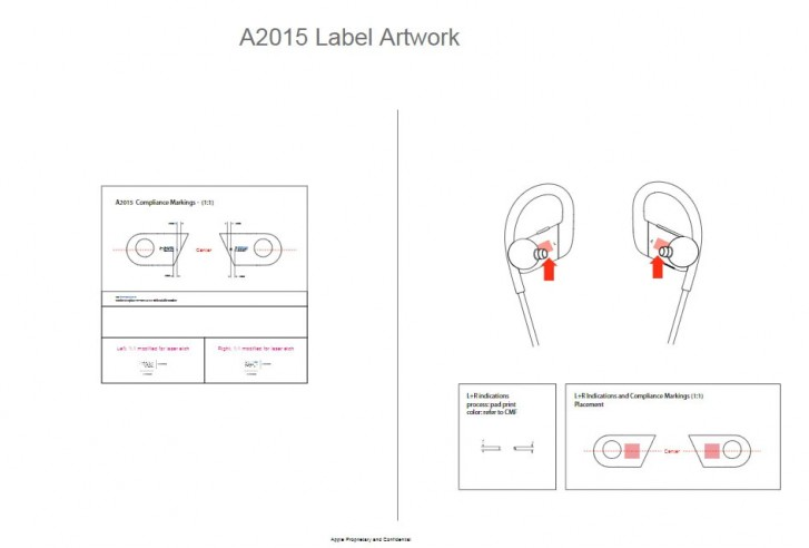 Apple Powerbeats 4 design revealed by FCC listing