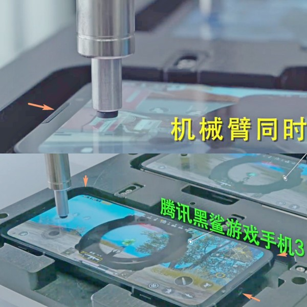 Xiaomi Black Shark 3 design partially revealed in a promo video