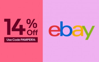 eBay UK cuts 14% off various phones, just in time for Valentine's day