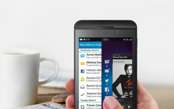 Flashback: The BlackBerry Z10 was a new start for the company that proved to be a dead end