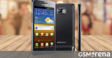 Flashback: the Samsung Galaxy S II was a best seller, its variants ushered in the 4G era - GSMArena.com news - GSMArena.com