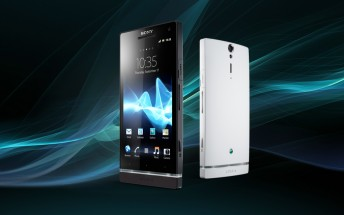 Flashback: the Sony Xperia S was the first phone after the divorce with Ericsson