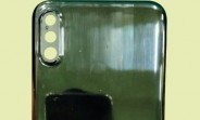 Samsung Galaxy A11 back panel leaks, triple camera revealed