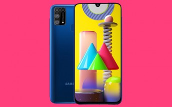 Samsung Galaxy M31 launches on February 25 with 64 MP quad rear camera, 6,000 mAh battery