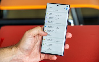 Samsung Galaxy Note10 update improves face unlock and gesture navigation