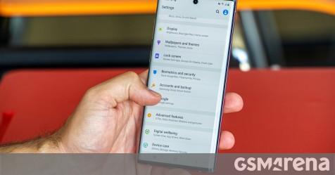 Samsung Galaxy Note10 update improves face unlock and gesture navigation - GSMArena.com news - GSMArena.com