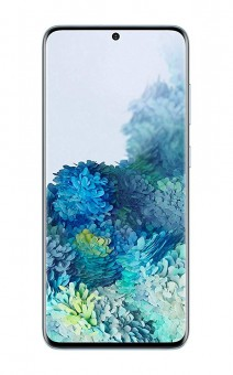 Galaxy S20 in Cloud Blue