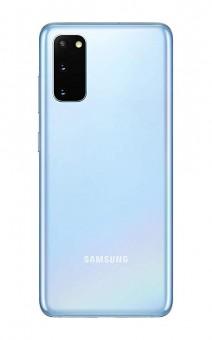 Galaxy S20 in Cloud Blue