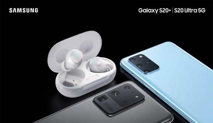 European Galaxy S20 phones will be bundled with Galaxy Buds+, here's how much they'll cost