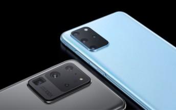 Samsung Galaxy S20 trio's European pricing surfaces