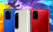 Samsung Galaxy S20 and S20+ get new color options before release