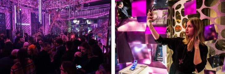 قام Samsung Galaxy Z Flip بجولة في أسابيع الموضة في نيويورك ولندن وميلانو وباريس