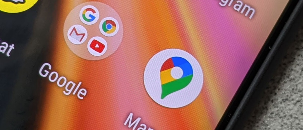 Google Maps Updated With New Icon New Layout And New Transit Information Gsmarena Com News