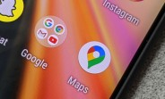 Google Maps updated with new icon, new layout, and new transit information