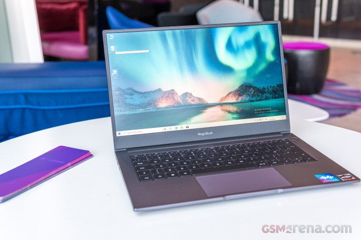 Honor MagicBook 14 and 15.6 inch models are going international as well