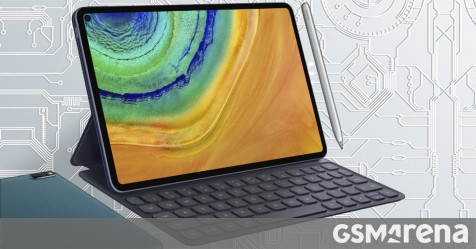 Huawei unveils MatePad Pro 5G, price and availability for 4G version in Europe - GSMArena.com news - GSMArena.com