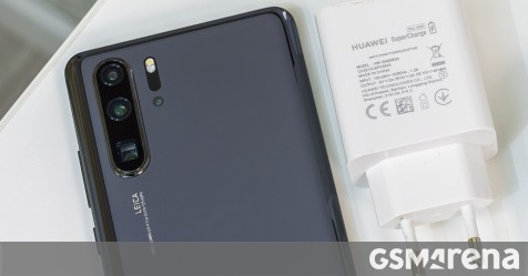 Huawei P40 and P40 Pro certified with 22.5W and 40W chargers - GSMArena.com news - GSMArena.com