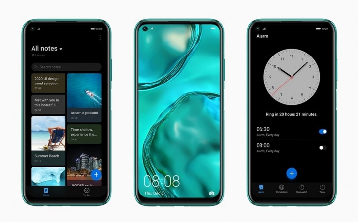 Huawei P40 Lite arrives in Europe, it is a rebranded Nova 6 SE