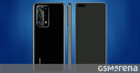 Huawei P40 and P40 Pro appear on TENAA with dual-mode 5G - GSMArena.com news - GSMArena.com