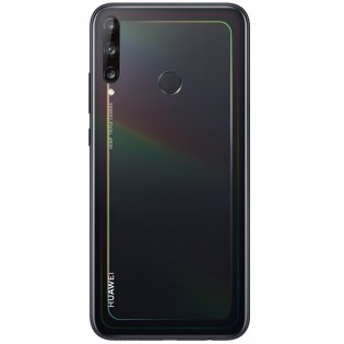Huawei Y7p in Midnight Black color