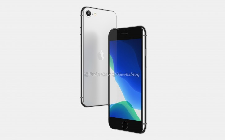 Alleged iPhone 9 / iPhone SE 2 render