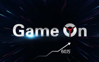 Lenovo teases gaming phone that scores over 600,000 on AnTuTu