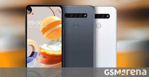 LG announces K61, K51S and K41S with 6.5-inch screens, 4,000mAh batteries - GSMArena.com news - GSMArena.com