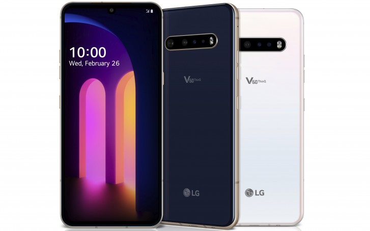 LG V60 ThinQ 5G officially announced with updated Dual Screen